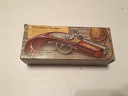 Amazon com : AVON PHILADELPHIA DERRINGER DECANTER IN ORIGINAL BOX