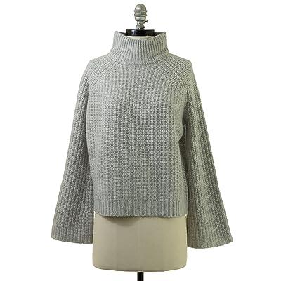 360 Sweater Cashmere Baylee Sweater in Mist