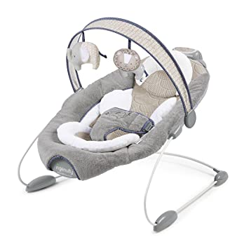9599db834 Amazon.com   Ingenuity DreamComfort SmartBounce Automatic Bouncer ...