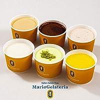 ジェラート専門店 マリオジェラテリア [イタリアセット] 6個入 アイス ギフト