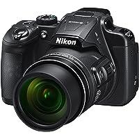Nikon Coolpix B700 20.2MP 4K Ultra HD Wi-Fi Digital Camera with 60x Optical Zoom (Black)