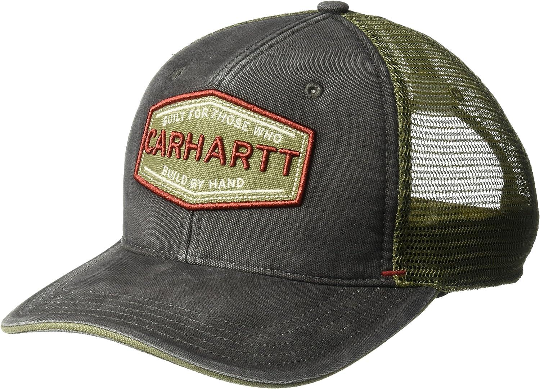 Carhartt Silvermine Gorra de béisbol para Hombre, Hombre, 103065 ...