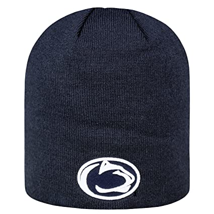 official photos 56988 e11d6 Top of the World Classic Penn State University Knit Hat
