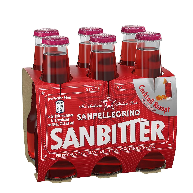 Sanbittèr | Alkoholfreier Aperitif aus Italien | Bittersüß-herbes ...