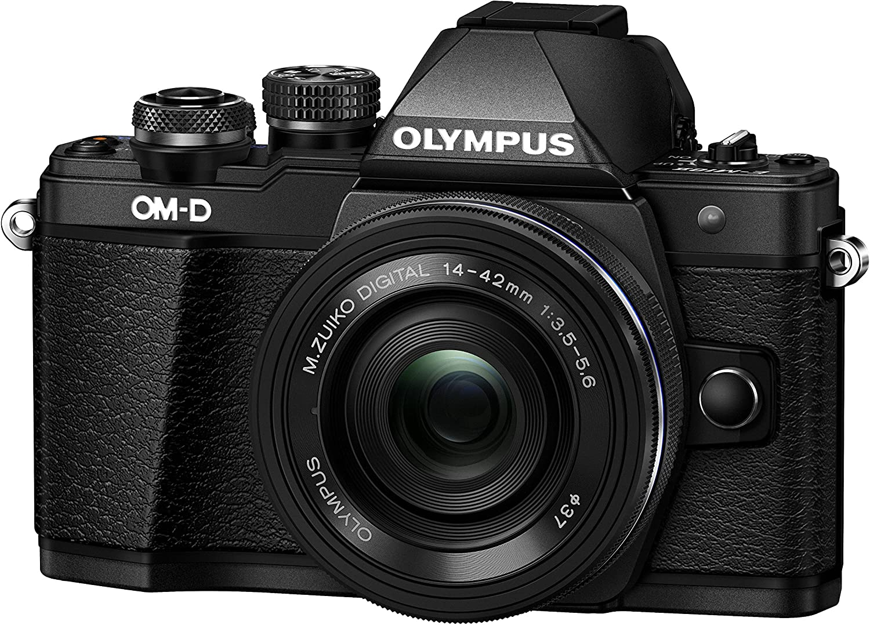 Olympus OM-D E-M10 Mark II - Kit con Cámara de Sistema Micro ...