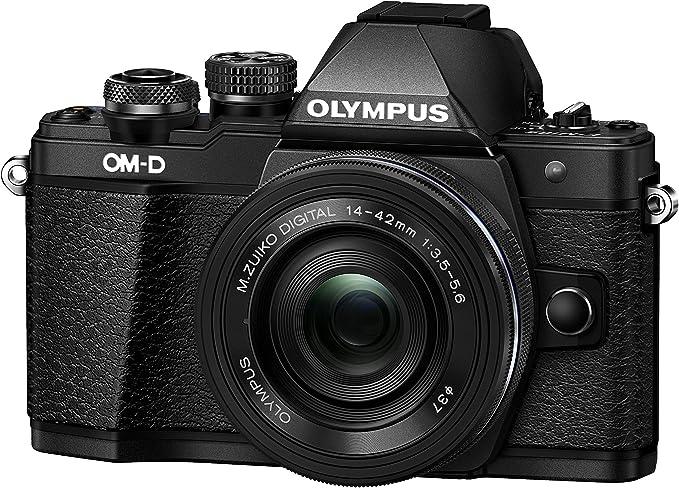 Olympus OM-D E-M10 Mark II, Kit con cámara de Sistema Micro Cuatro ...