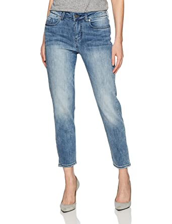Kenneth Cole Women s High Rise Crop Jean at Amazon Women s Jeans store 0e191a782