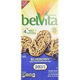 Belvita Blueberry Breakfast Biscuits(20 Packs of 4)(2lb / 3.2 oz)