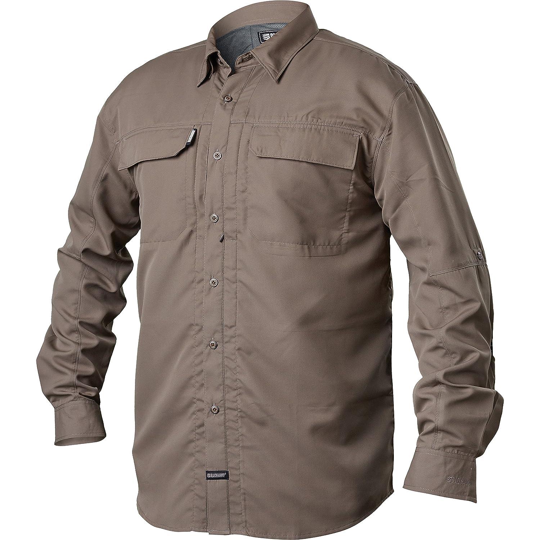 BLACKHAWK Mens Tac Convertible Long Sleeve Shirt