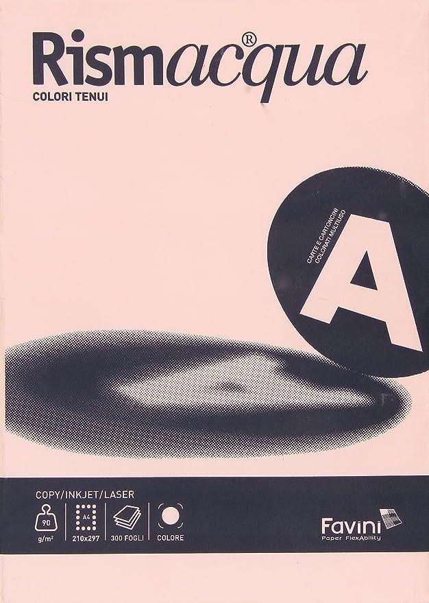 Favini A66R304 Carta Colorata Rismacqua