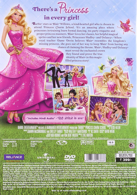 barbie princess charm school movie download in tamil
