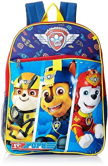 074d795122 Nickelodeon Boys  Paw Patrol 5 Pc Backpack Set