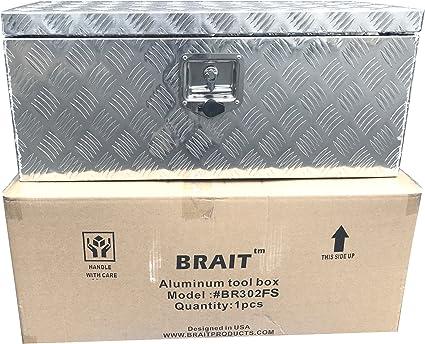 Brait BR30F - Caja de Herramientas de Aluminio para ATV: Amazon.es ...