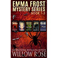Emma Frost Mystery Series: Vol 1-5 (English Edition)