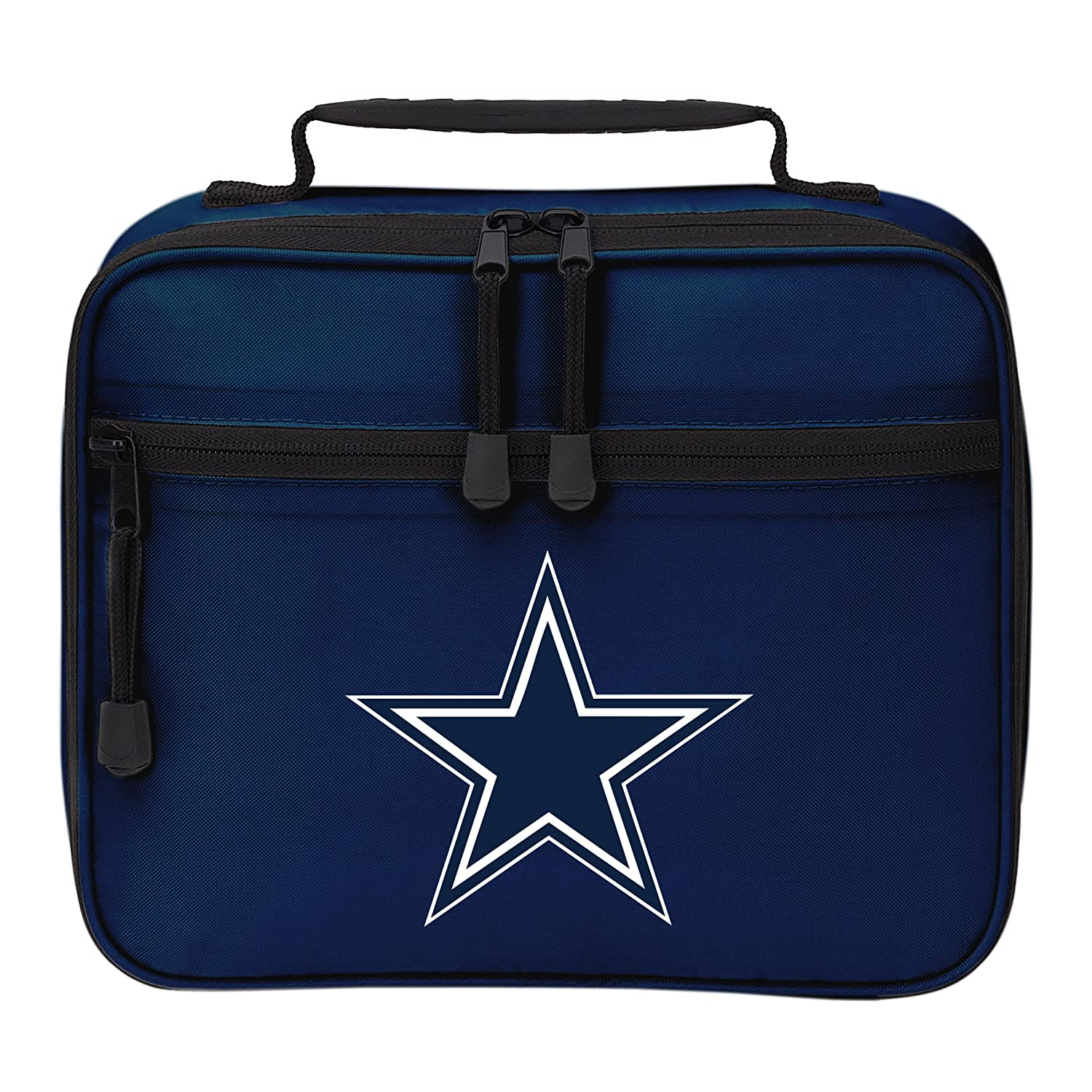 Officially Licensed NFL Cooltime Lunch Kit Bag 10 x 3 x 8 Multi Color