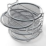 Dehydrator Rack for 6 qt or 8 qt Instant Pot Air Fryer Lid, Instant Pot Vortex 10 qt Air Fryer Oven, Compatible Instant Pot A