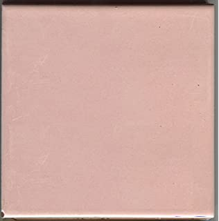 about 2x2 ceramic tile salmon pink 694 matte summitville bath wall