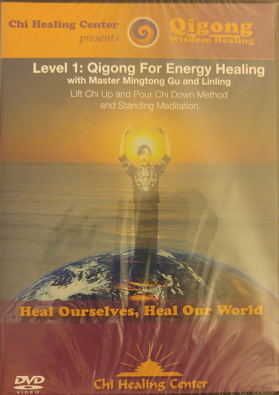 Amazon com: Level 1: Qigong For Energy Healing with Master