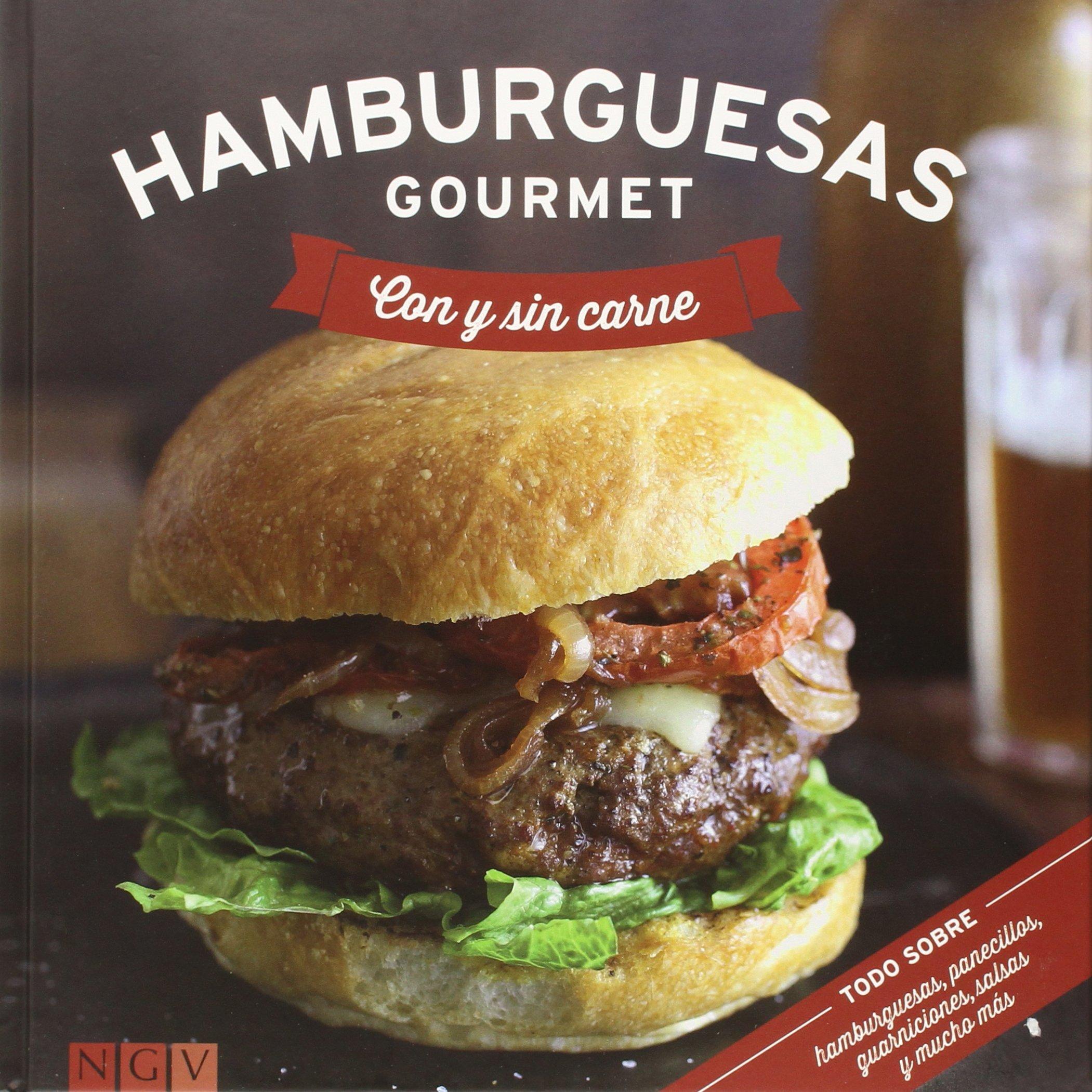 HAMBURGUESAS GOURMET.(NGV): VARIOS: 9783625005056: Amazon ...