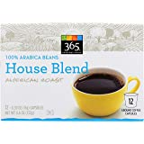 365 Everyday Value, House Blend Coffee Capsules, 12 ct