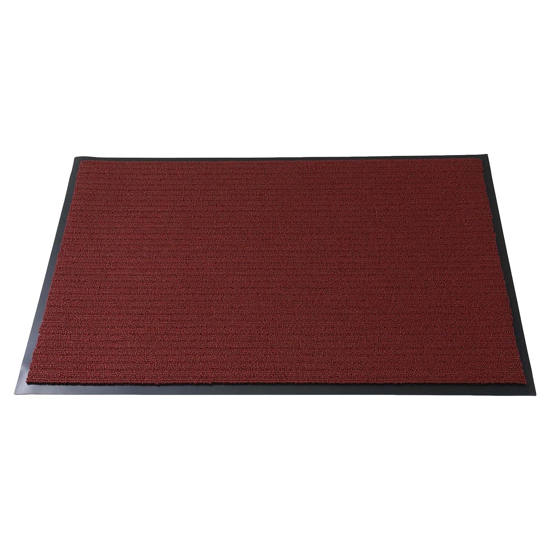 3M 玄関マット ノーマッド カーペットマット 4000 業務用 N4 RED 900X1500D B00BXEMMNU