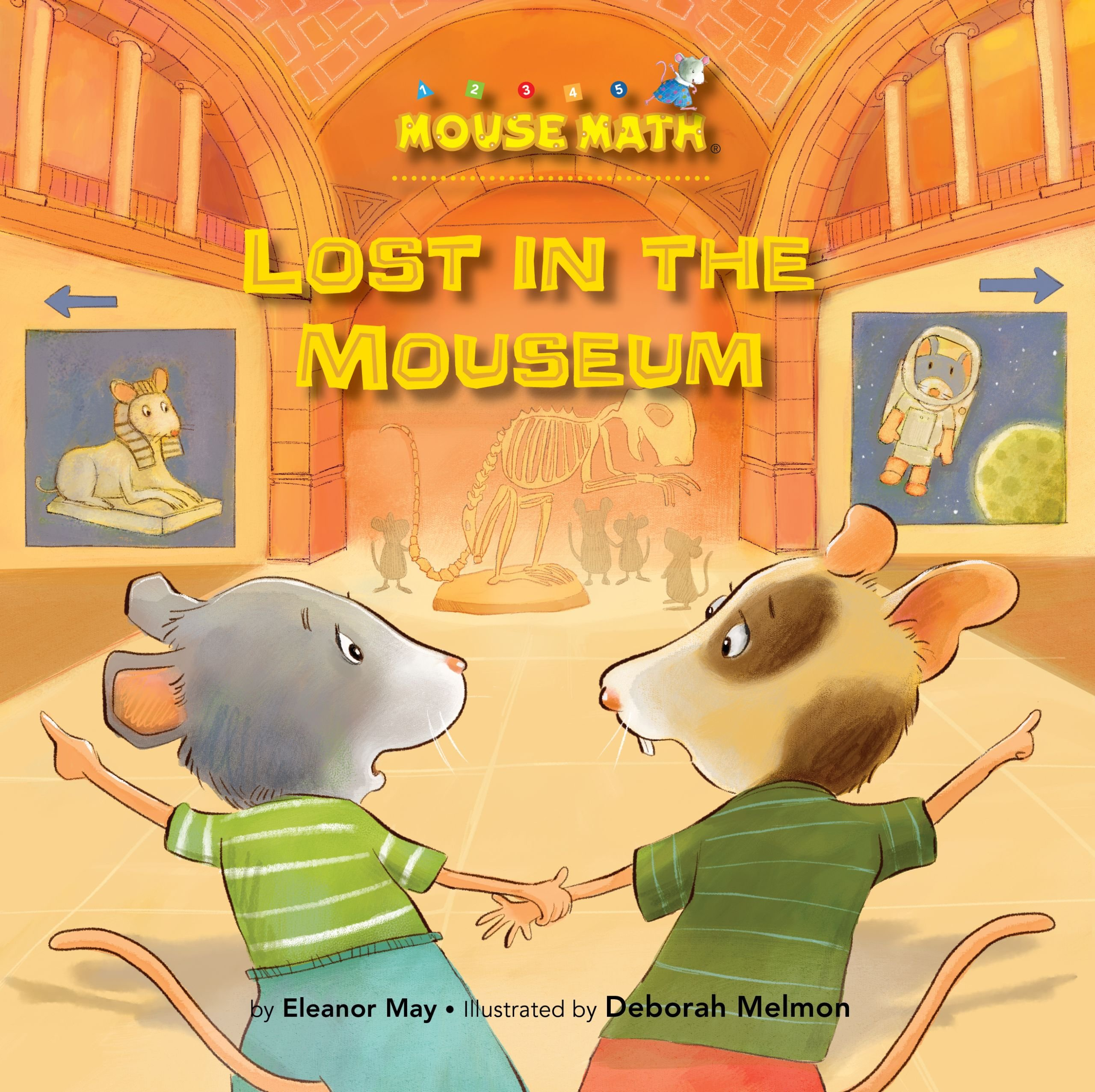Lost in the Mouseum: Left / Right (Mouse Math) pdf epub