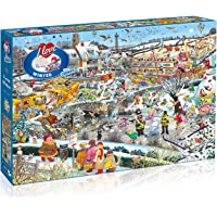 Gibsons I Love Winter Jigsaw Puzzle, 1000 piece