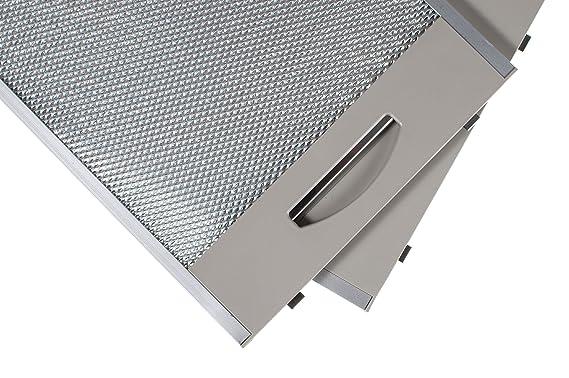 Metallfettfilter teka cnl ud amazon küche haushalt