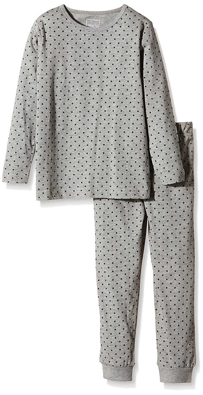 NAME IT Baby-Mädchen Zweiteiliger Schlafanzug Nitnightset K G Noos 13125697