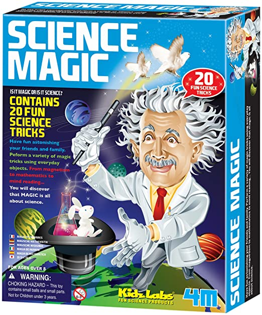 13 opinioni per 4M 68236- Magia scientifica