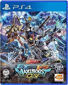 Mobile Suit Gundam: Extreme VS Maxiboost ONPlayStation 4GUNDAM EXTREME VS MAXI BOOST STANDARD EDITION