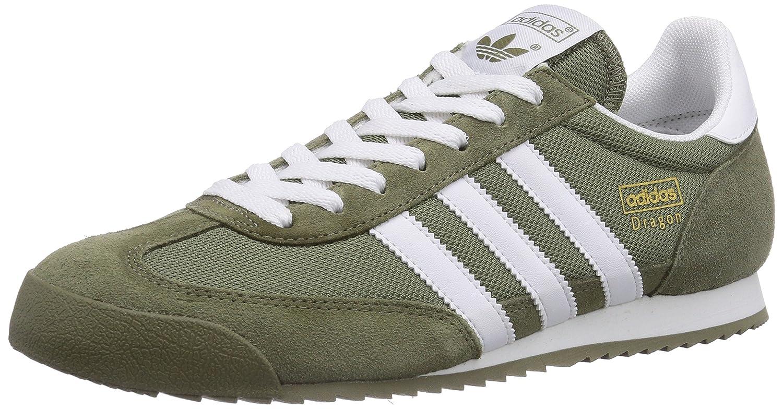 adidas Originals Dragon, Sneaker Uomo Verde Grün (Olive