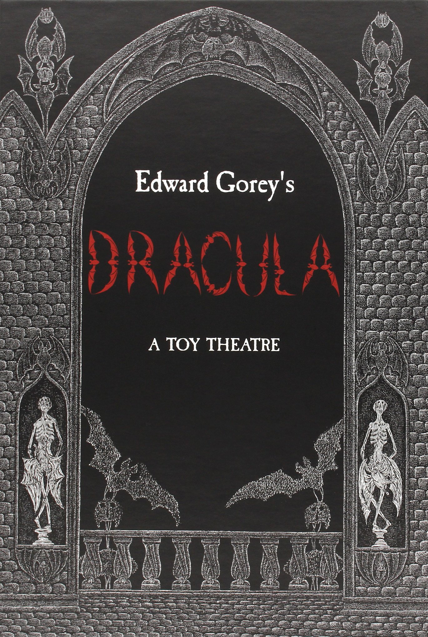 Edward Goreys Dracula Perforated Foldouts product image