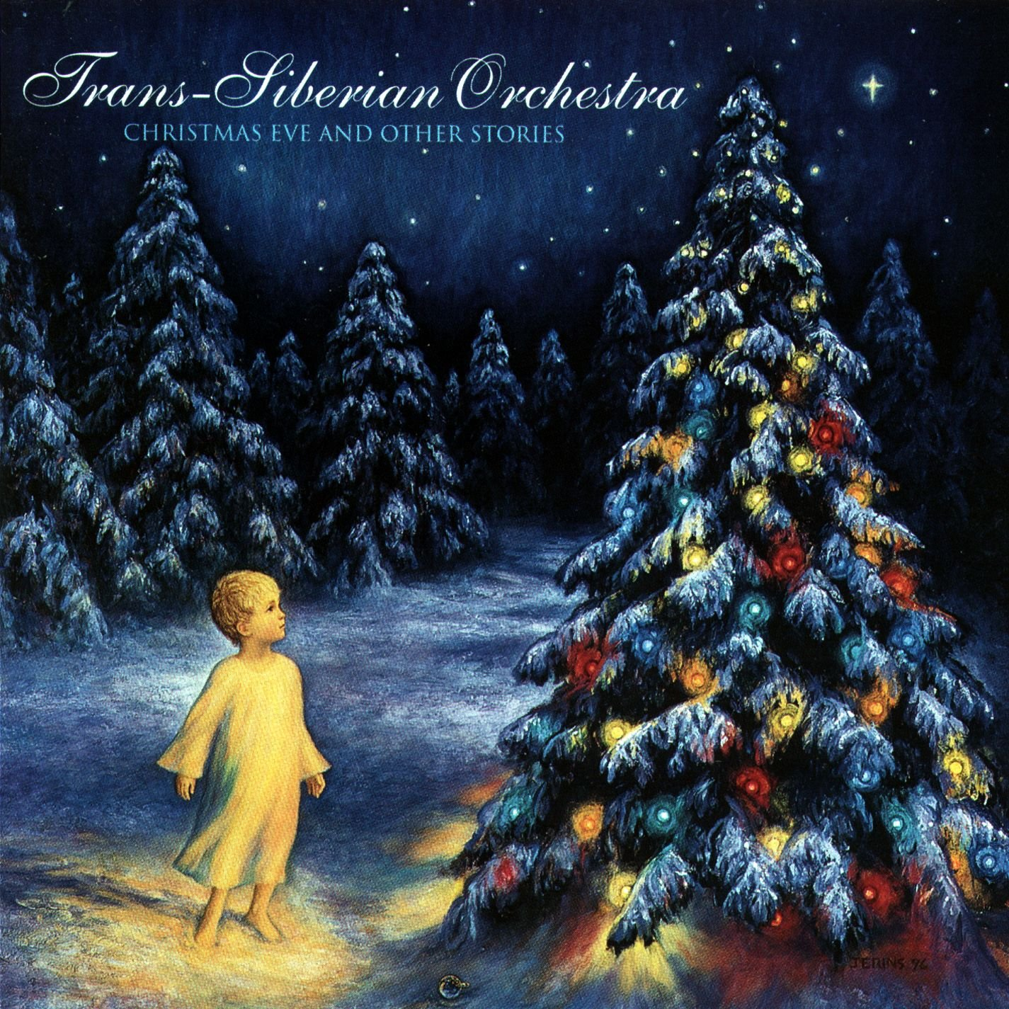 Transiberian Christmas Album 2020 Trans Siberian Orchestra   Christmas Eve and Other Stories