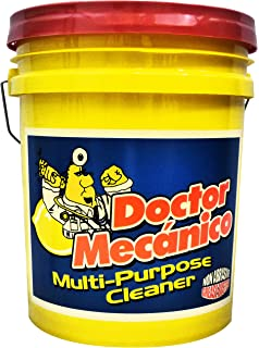 Doctor Mecanico Multipurpose Cleaner, All Purpose cleaner, Water based cleaner, Biodegradable, Contains