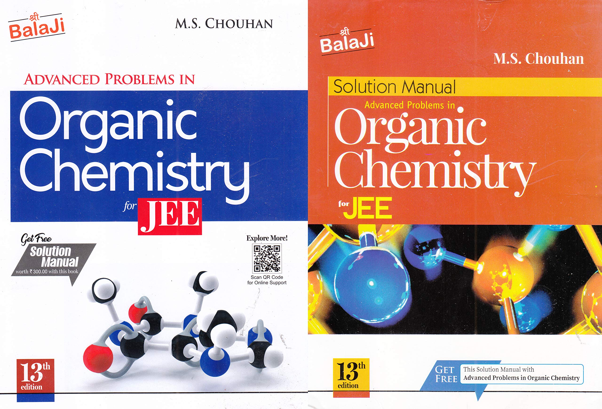 Advanced Problems in Organic Chemistry for JEE (With Solution)