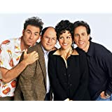 Seinfeld CAST / Jerry Seinfeld 8 x 10 GLOSSY Photo Picture
