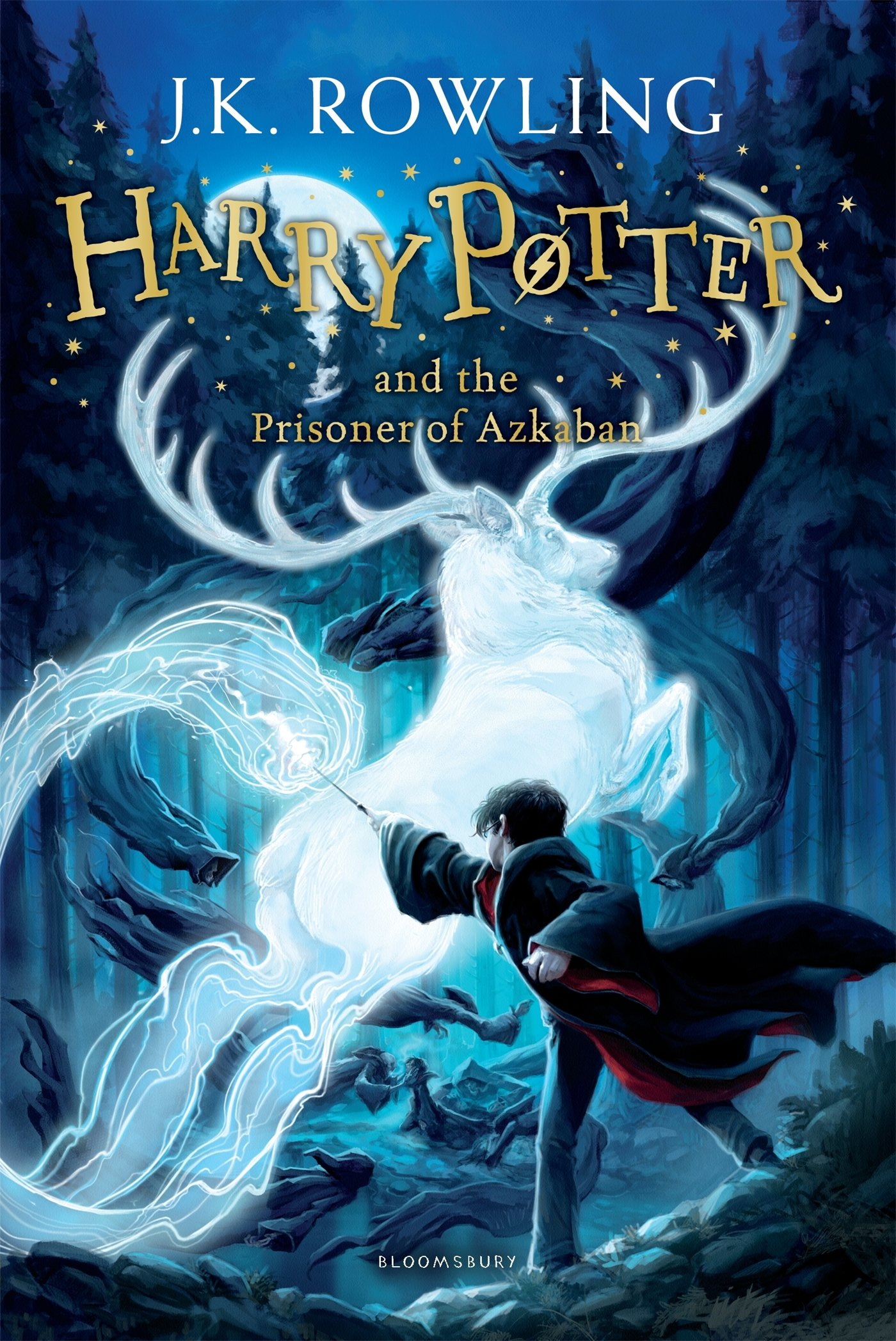 Harry Potter and the Prisoner of Azkaban Harry Potter 3, Band 3 ...