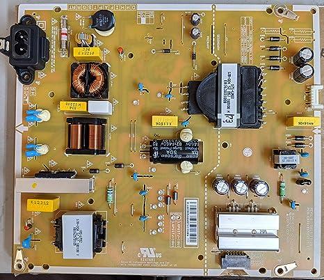 LG EAY64948701 (EAX67865201) Fuente de alimentación para 55UK6300P-UE.BUSTLOR: Amazon.es: Electrónica