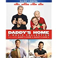 Daddy's Home / Daddy's Home 2 on Blu-ray