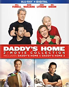 Daddy's Home / Daddy's Home 2 Double Feature [Blu-ray]