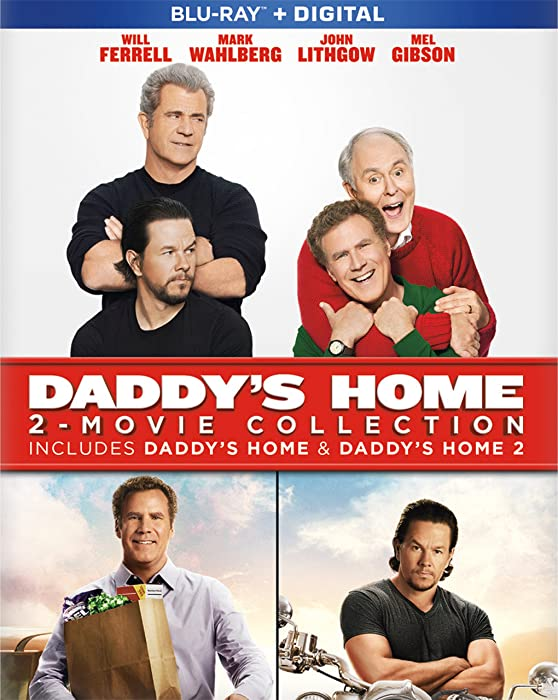 Top 8 Daddys Home 2 Blue Ray