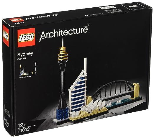 650 opinioni per LEGO Architecture 21032- Set Costruzioni Sydney