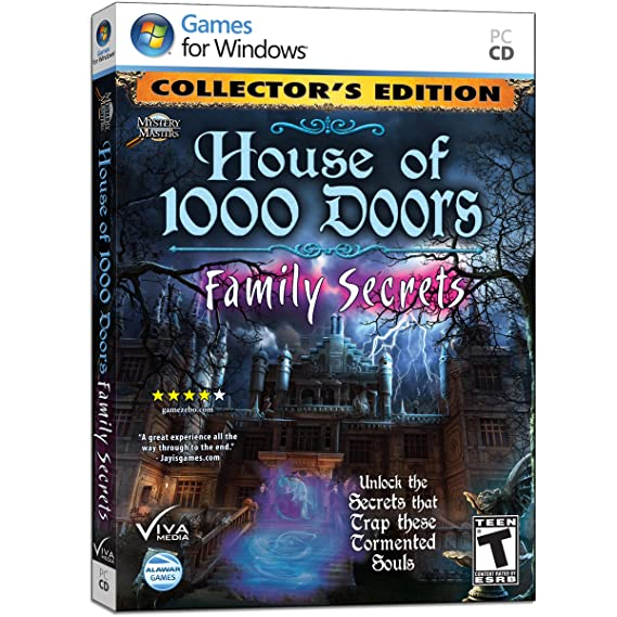 House of 1000 Doors Family Secrets - Collectoru0027s Edition  sc 1 st  Amazon.com & Amazon.com: House of 1000 Doors: Family Secrets - Collectoru0027s ...
