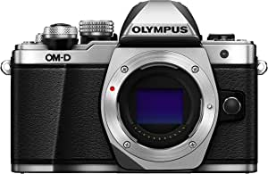 OLYMPUS Mirrorless SLR OM-D E-M10 MarkII body Silver - International Version (No Warranty)