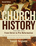 Church History, Volume One: From Christ to the Pre-Reformation: The Rise and Growth of the Church in Its Cultural…