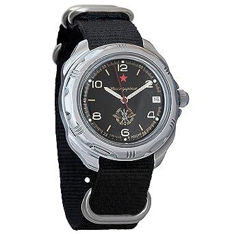 e44cc22e876e Vostok Komandirskie 2414 211296NB Russian Military Mechanical Watch