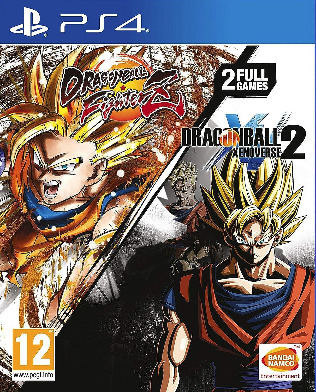 Pack Dragonball Fighterz + Dragonball Xenoverse 2: Amazon.es ...