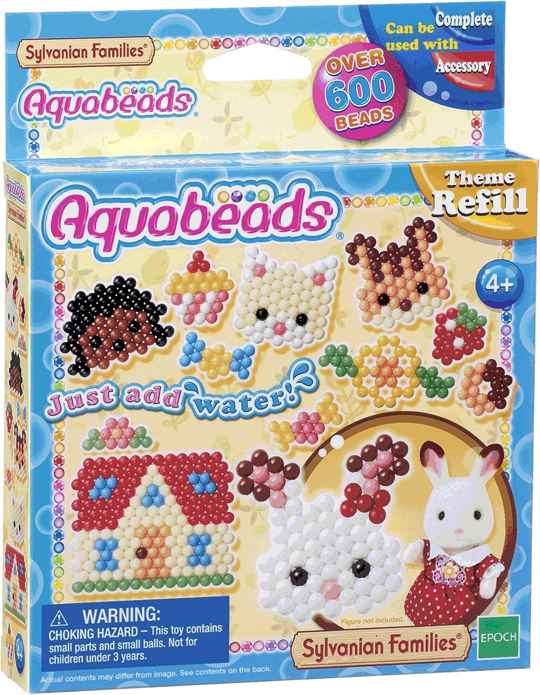 Aquabeads-79248 Sylvanian Families, Multicolor (Epoch para Imaginar 79248): Amazon.es: Juguetes y juegos