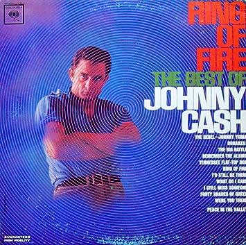 Ring of fire-The best of (US) / Vinyl record [Vinyl-LP ...